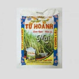 Gạo thơm lài mai tư hoảnh