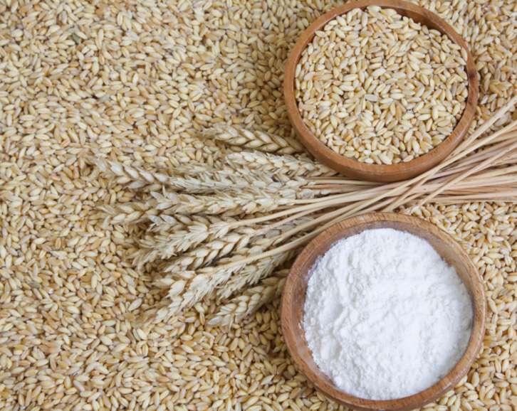 gạo nguyên cám sạch