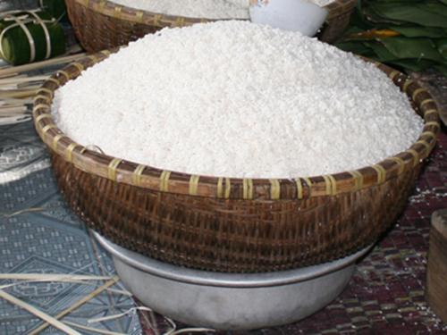 gạo nếp nhung